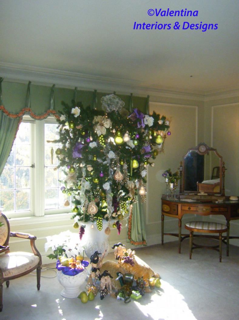 Christmas Historic Ainsley House Campbell Ca Valentina