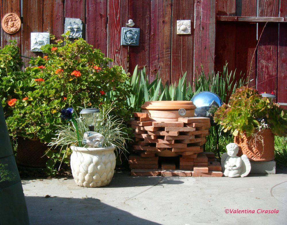 Cooking Garden Corners