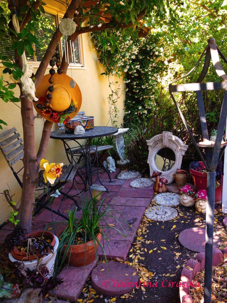 Secret Garden Corners
