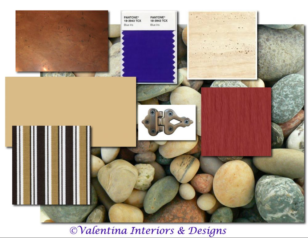 Material and Finishes