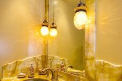 Vanity Sink - Top View - AFTER