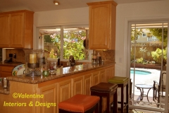Kitchen-Family-Garden View - AFTER