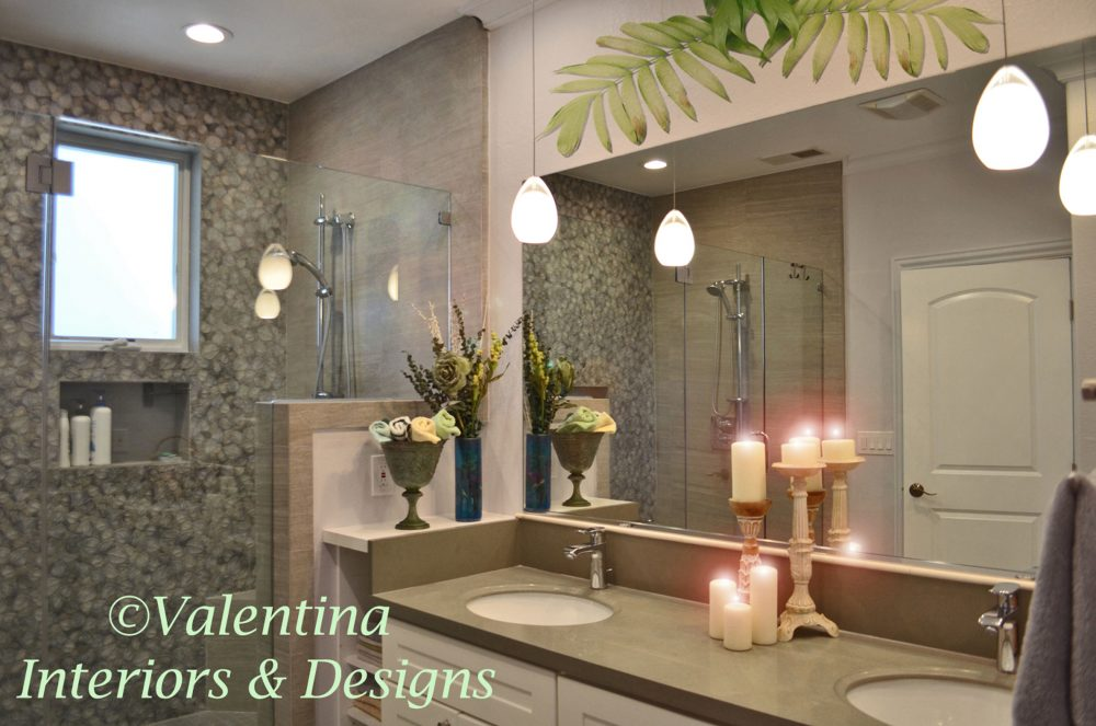 Bathroom Remodeling Los Altos Ca Valentina Interiors Designs