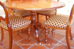 Restored To Perfection - 1920s Dining Set
