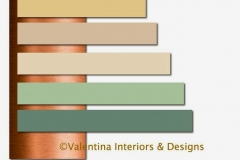 Colors and Materials For Entire Home