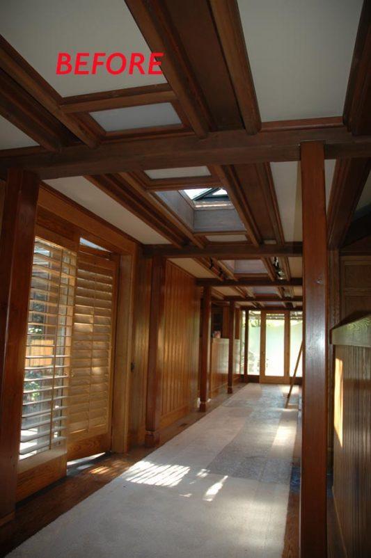 Foyer Gallery - BEFORE