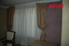 DiningCurtains-Before
