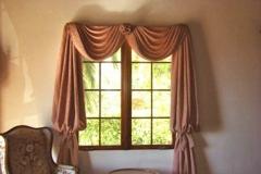 Burlingame - Family Room Window Treatment