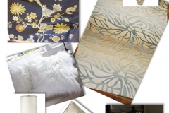 Santa Clara - Fabrics and Textures Living Room