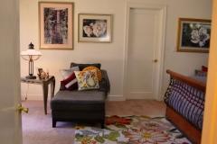 Santa Clara - Master Bedroom Sitting Area View