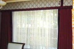 Palo Alto - Dining Room Window Treatment
