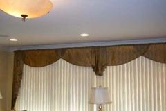 Palo Alto - Family Room Window Treatment