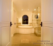 Master Bathroom-Hillsborough, CA