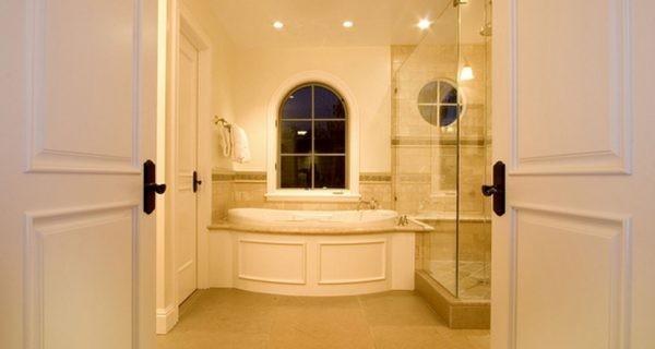 Master Bathroom-Hillsborough, CA