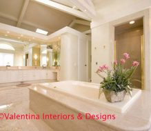 Master Bath-Atherton, CA
