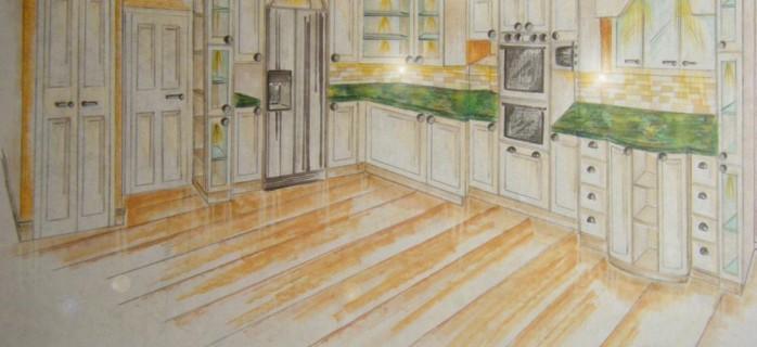 White Kitchen-Saratoga, CA