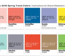 Rose Quartz Color Trend 2016