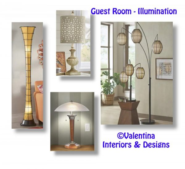 Guest Room Illumination